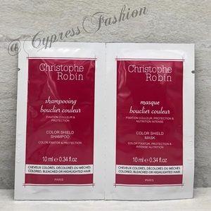 ⚡️ $1 Christophe Robin Color Shield Shampoo/Mask